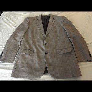 Brooks Brothers Madison 44L Prince of Wales Plaid